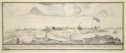An explanation on the Prospect Draft of Fort William & Mary on Piscataqua River in the Province of New Hampshire on the Continent of America